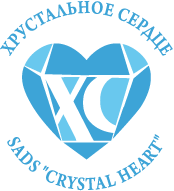Логотип Хрустальное Сердце
